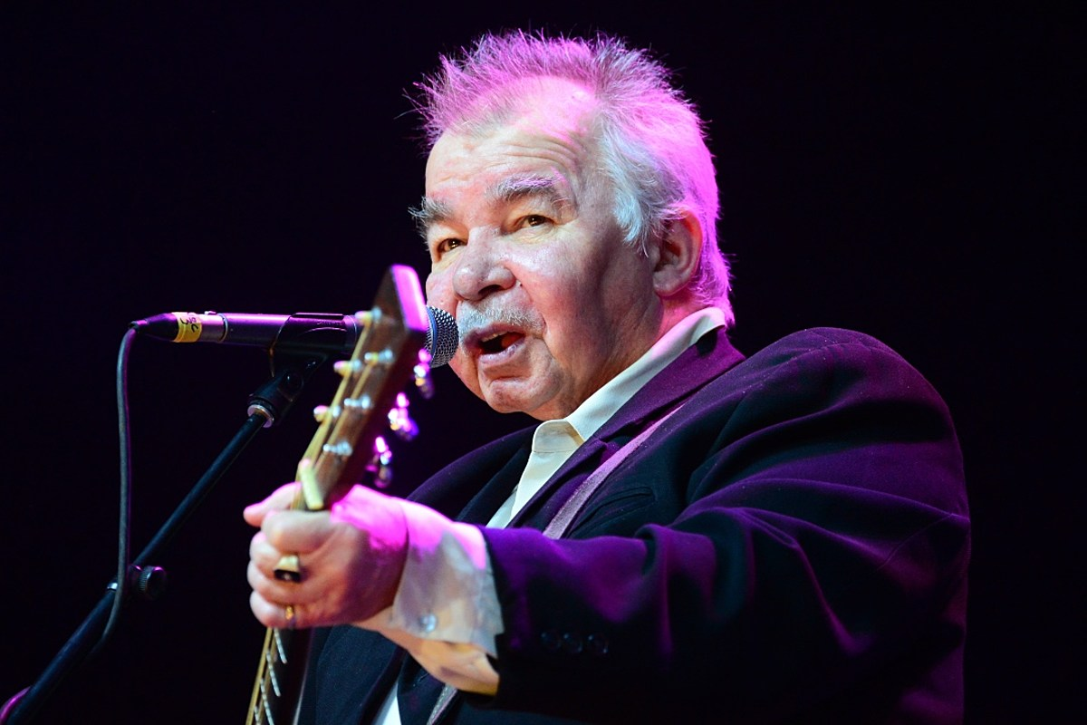 Photo of John Prine Hospitalized, 'Critical' After Contracting the Coronavirus | Taste of Country