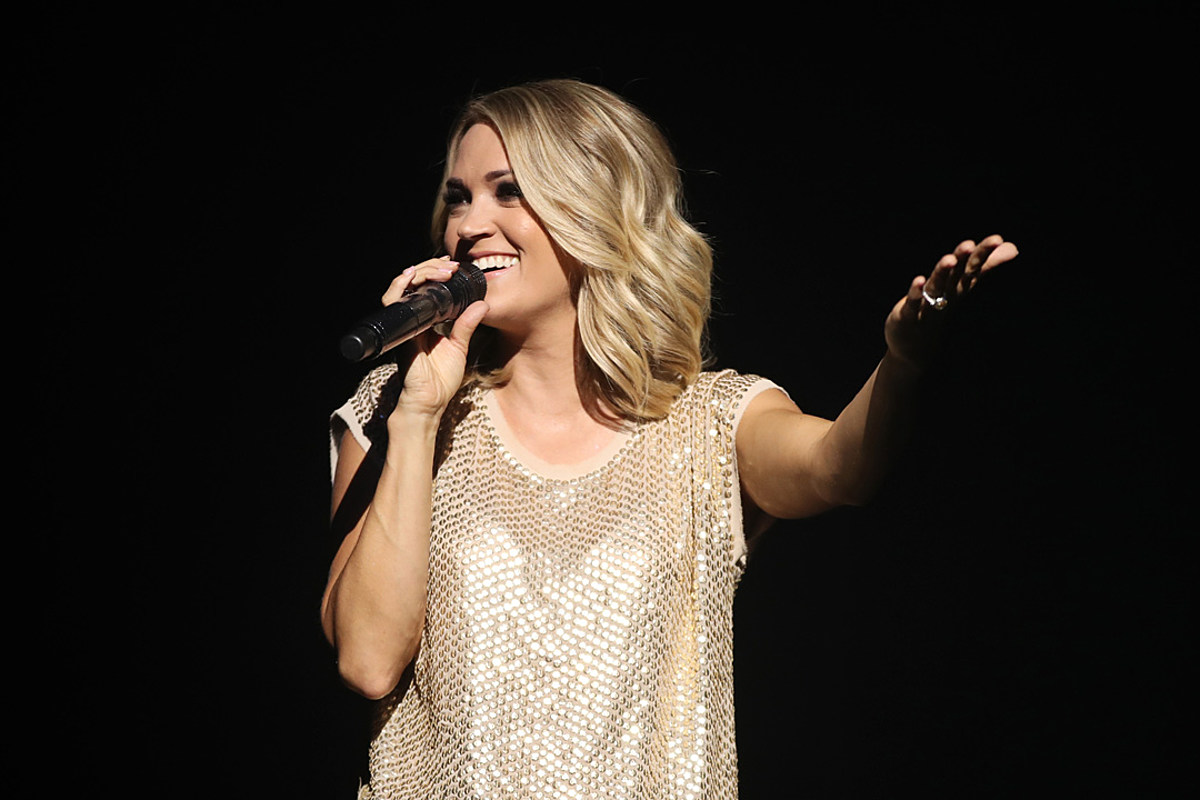 Carrie Underwood Never Believed She Could Win 'American Idol'