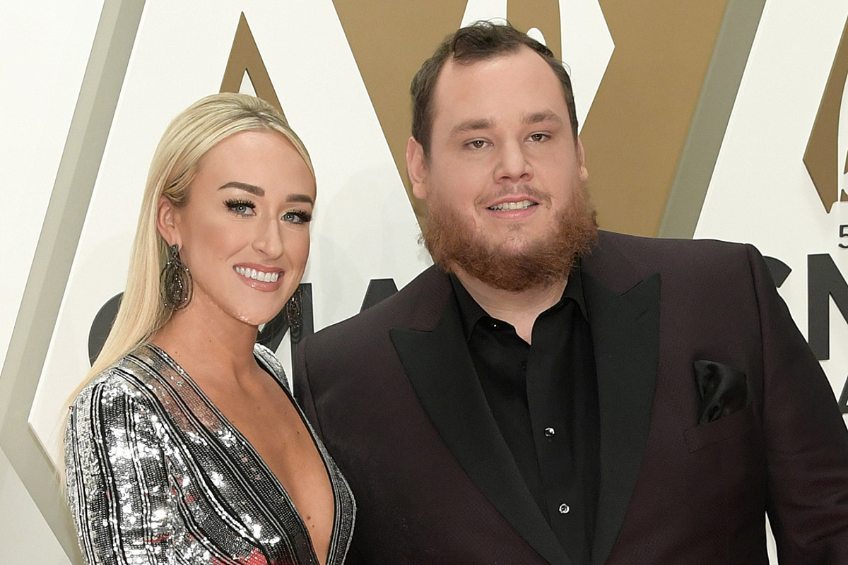 Luke Combs Wedding Cake Is On Brand To Say The Least