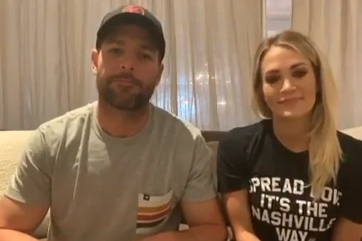 Carrie Underwood Mike Fisher Share Important Coronavirus Message