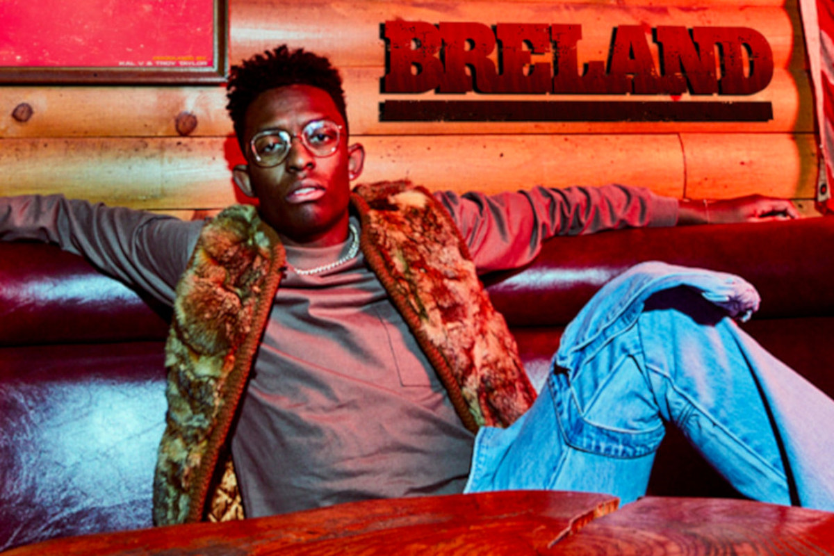Breland Joins Chase Rice, Lauren Alaina for 'In the Woulds'