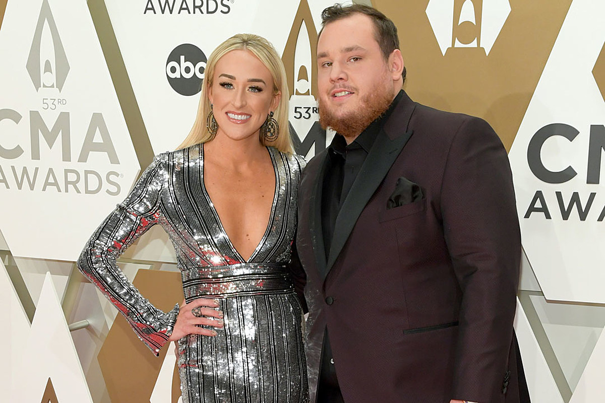 Luke Combs Proposal Story Includes Two Sick Cats