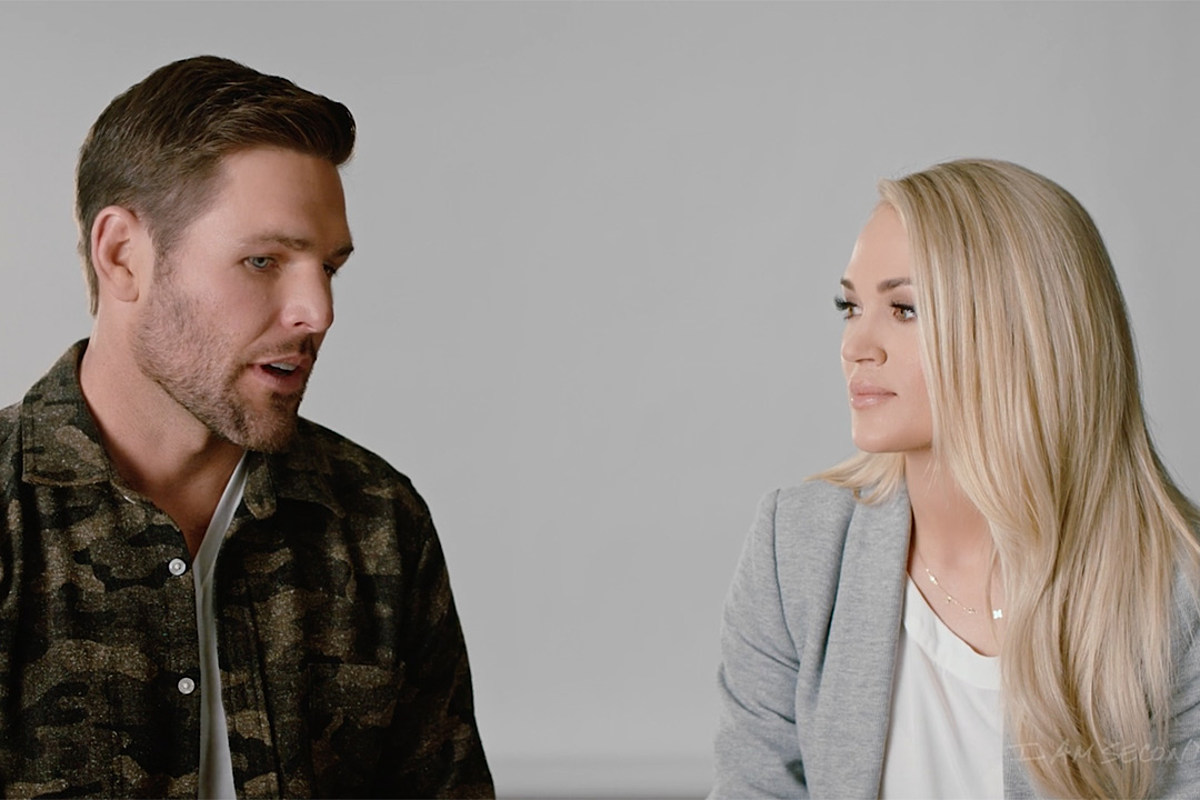 Carrie Underwood Mike Fisher Reveal Early Rift In New Film