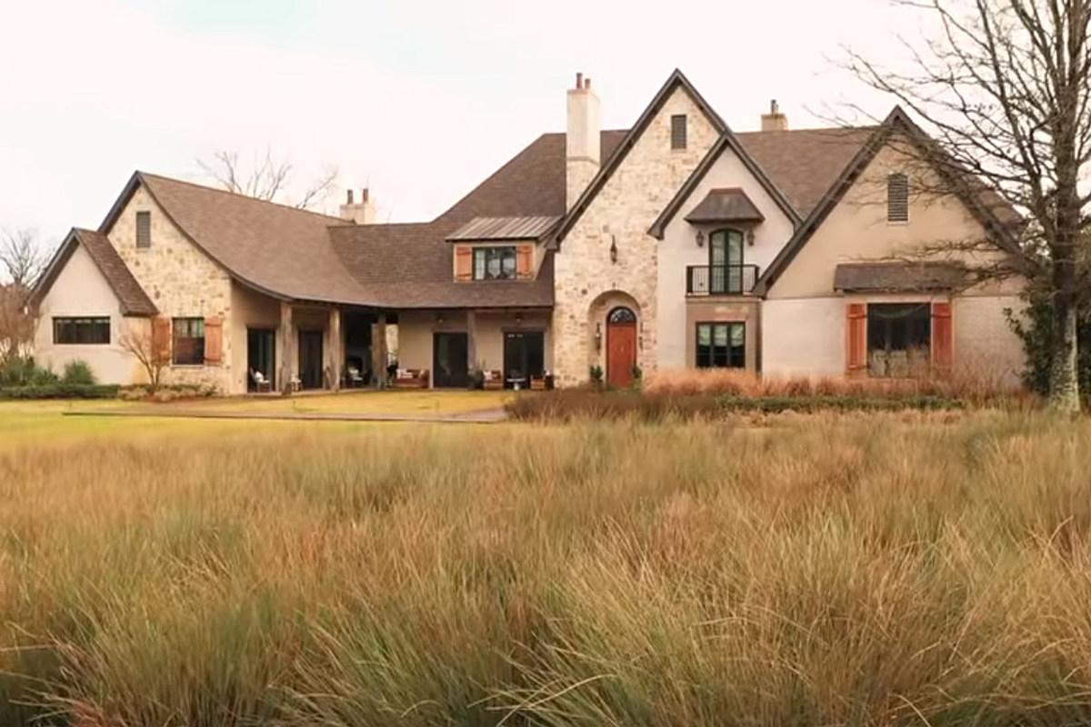 Sadie Robertsons Hus i US