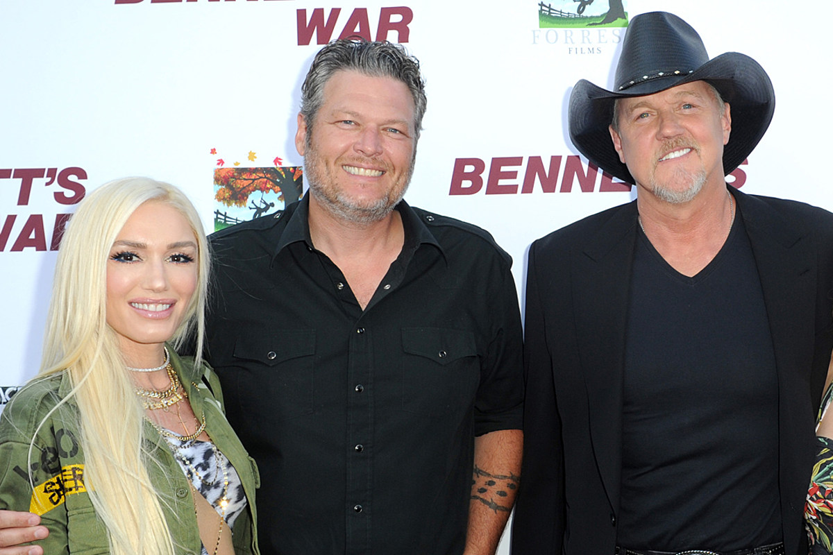 CONCERT NEWS: Blake Shelton Playing Drive-In Show With Gwen Stefani + More