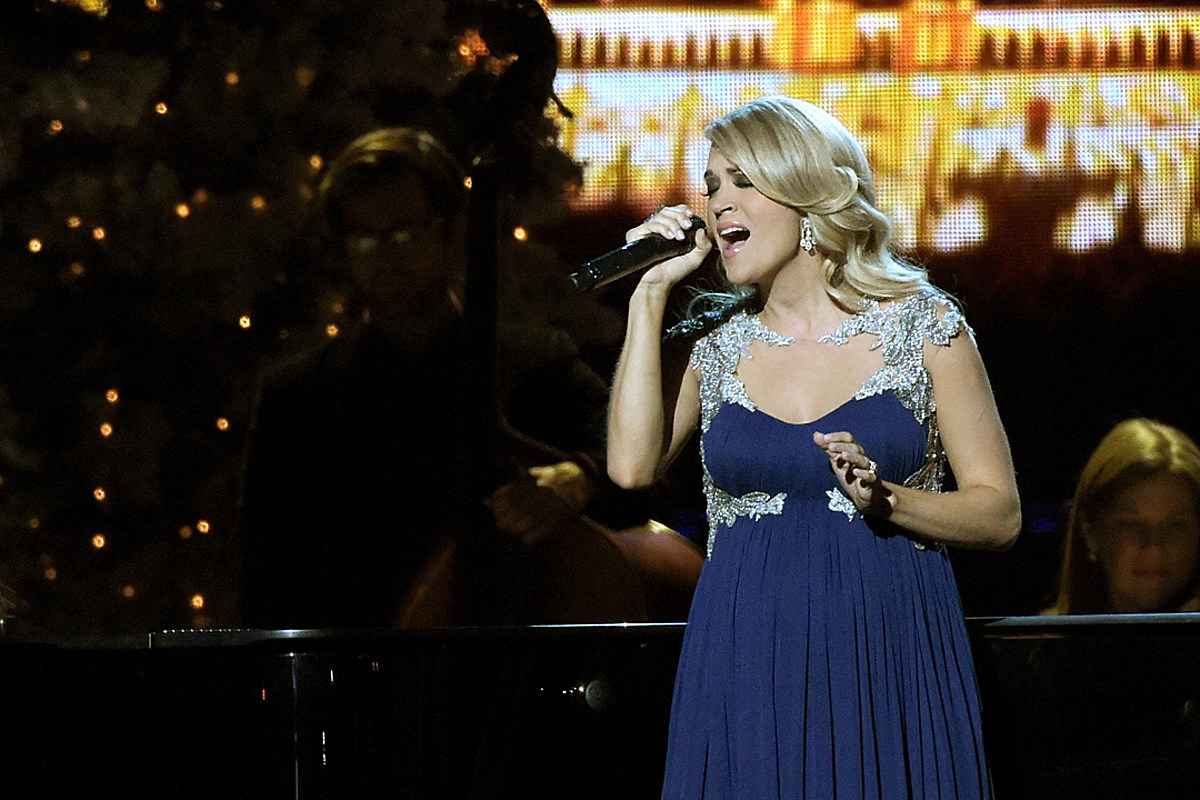 Carrie Underwood Shares Upbeat New Christmas Song [Listen]