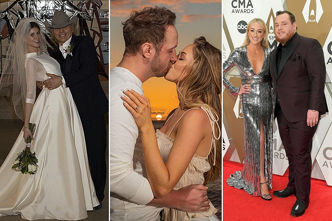 These Country Stars Have Gotten Engaged Or Married In 2020