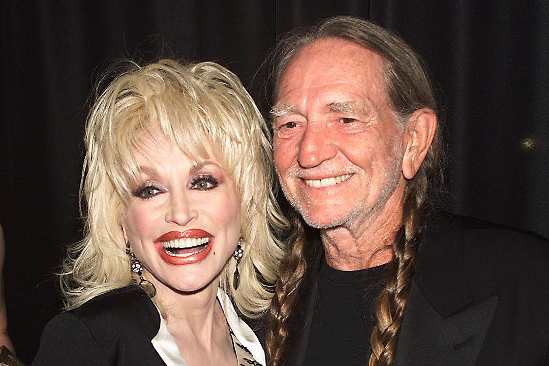 Dolly Parton Couldn't Do a Christmas Album Without Willie Nelson