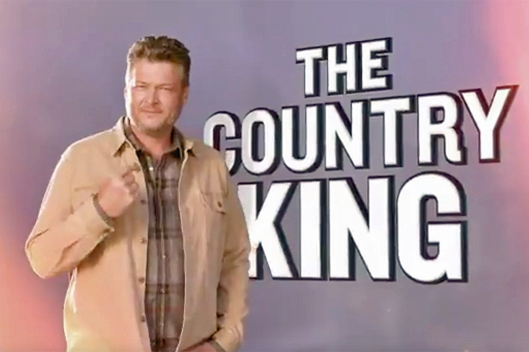 'The Voice' Called Blake Shelton 'King,' George Strait Noticed