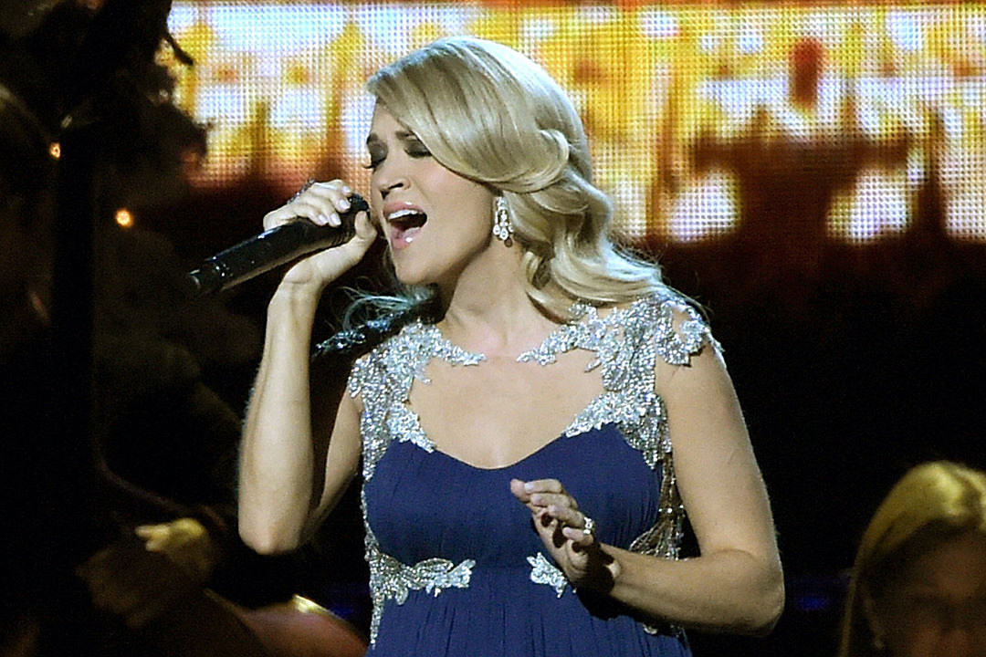WATCH: Carrie Underwood's 'Let There Be Peace' Brightens 'Today'
