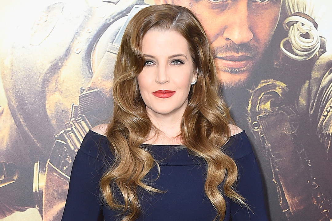 Lisa Marie Presley Opens Up About Son Benjamin's Death