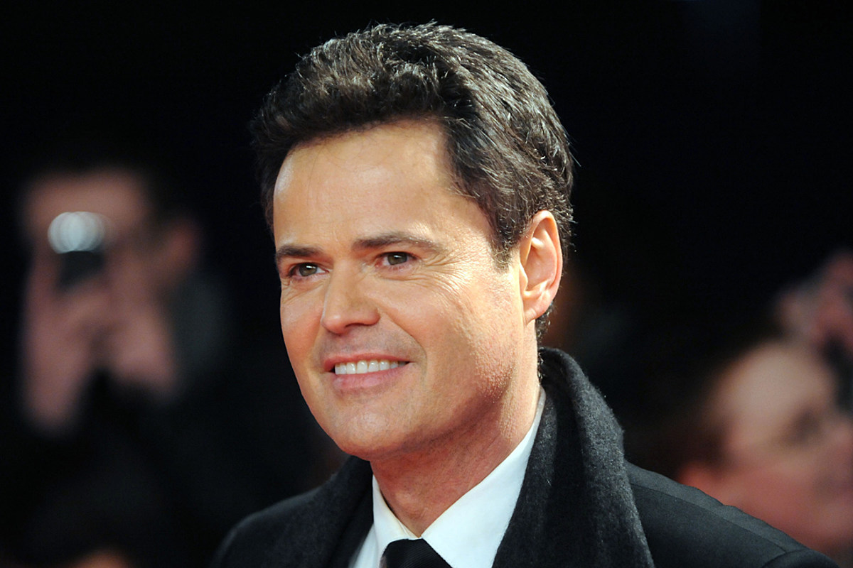 PICTURES: Donny Osmond Welcomes Adorable New Granddaughter