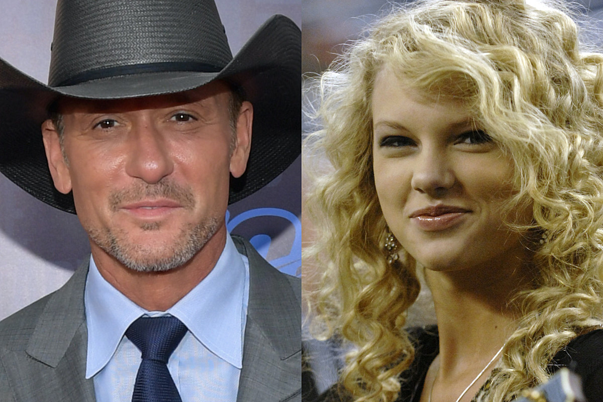 Tim Mcgraw Feared He D Be Done When He First Heard Taylor Swift