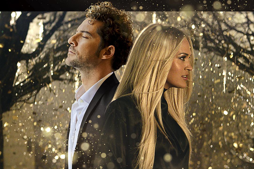 Carrie Underwood Sings in Spanish on Duet With David Bisbal