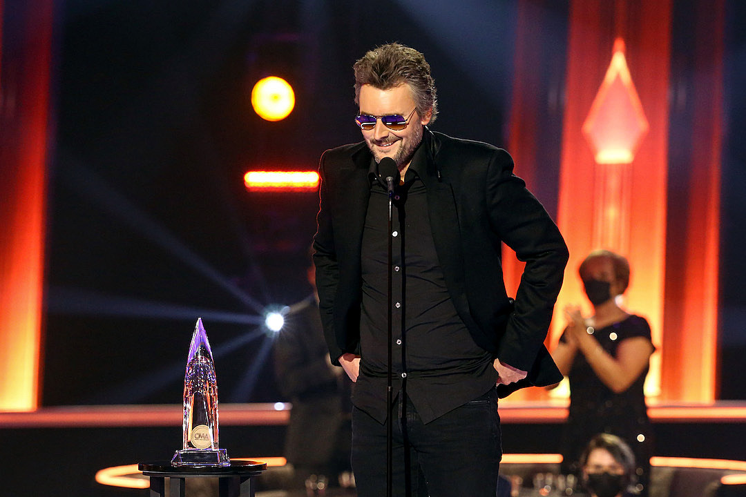 Eric Church Didn't Totally Realize He Was Making a Triple Album