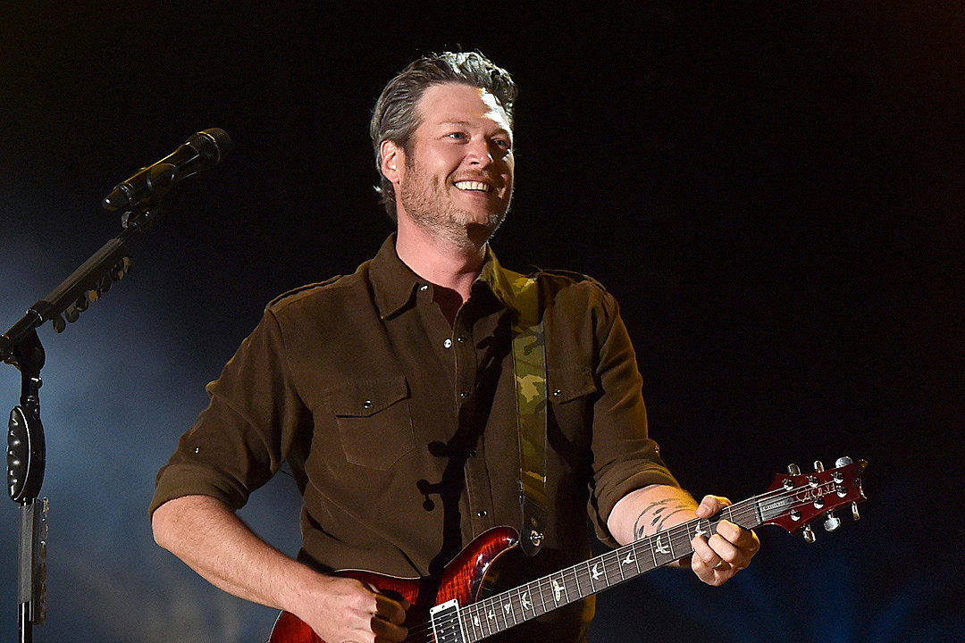 Blake Shelton Teases New Song, 'Come Back as a Country Boy'