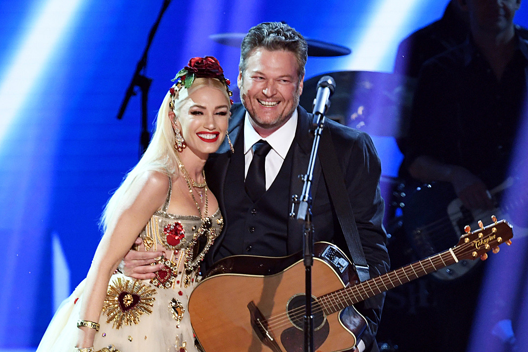 Blake Shelton Wants to Lose Weight Before He Marries Gwen Stefani