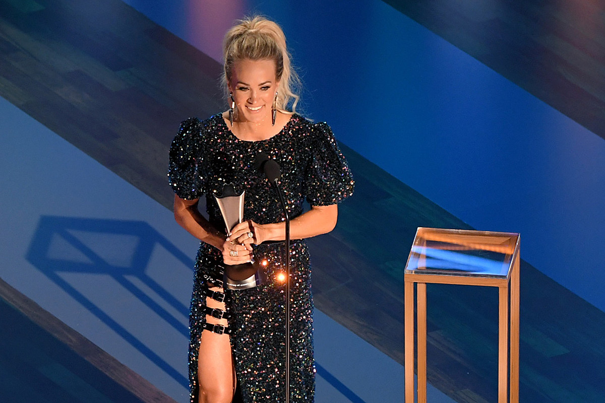 Carrie Underwood Leads List of ACM Awards Nomination Snubs - Taste of Country
