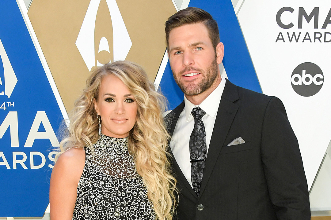 Carrie Underwood Shares What Life With Mike Fisher Is Really Like