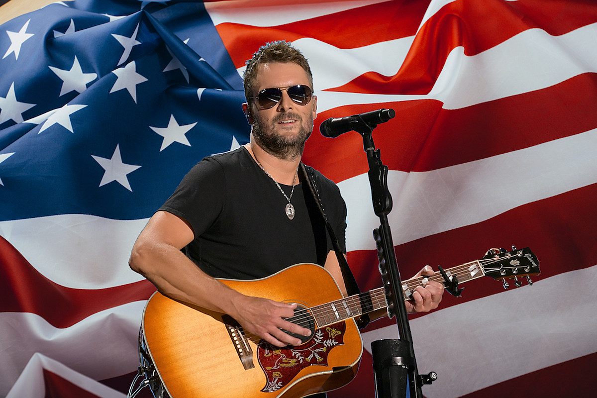 Capitol Riot Convinced Eric Church to Sing Anthem at Super ...
