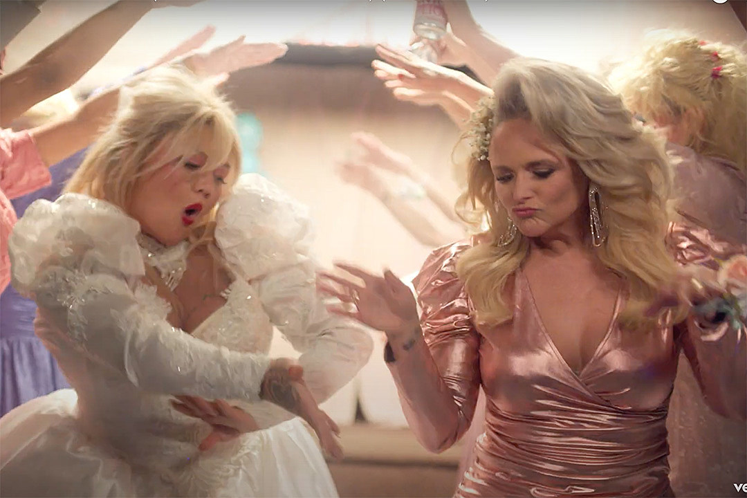 WATCH: Miranda Lambert and Elle King's 'Drunk' Video Is So '80s