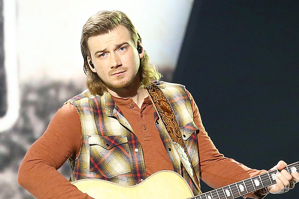 Billboards In Support Of Morgan Wallen Appear In Nashville