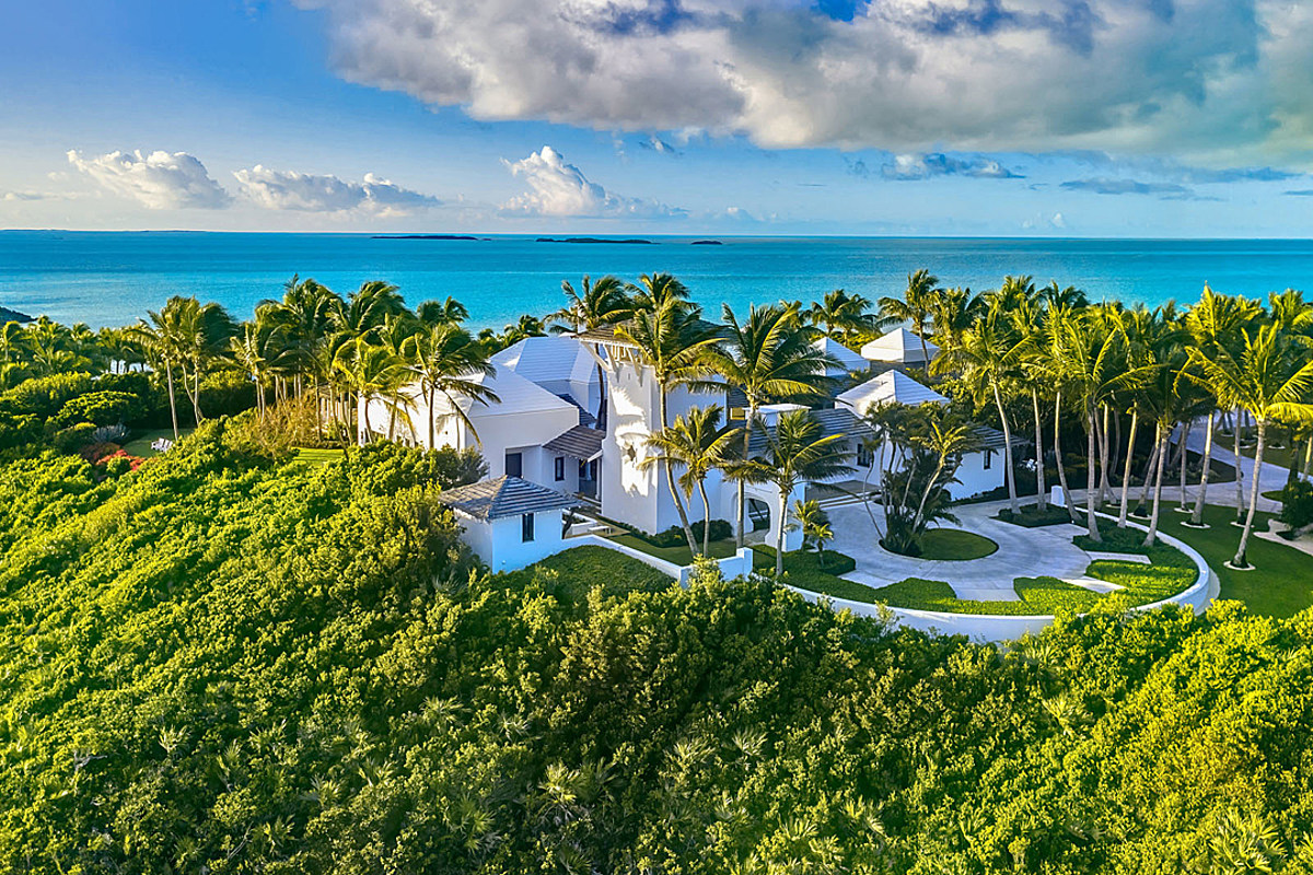 Tim McGraw + Faith Hill's Private Island Listed for $35 Million - Taste of Country