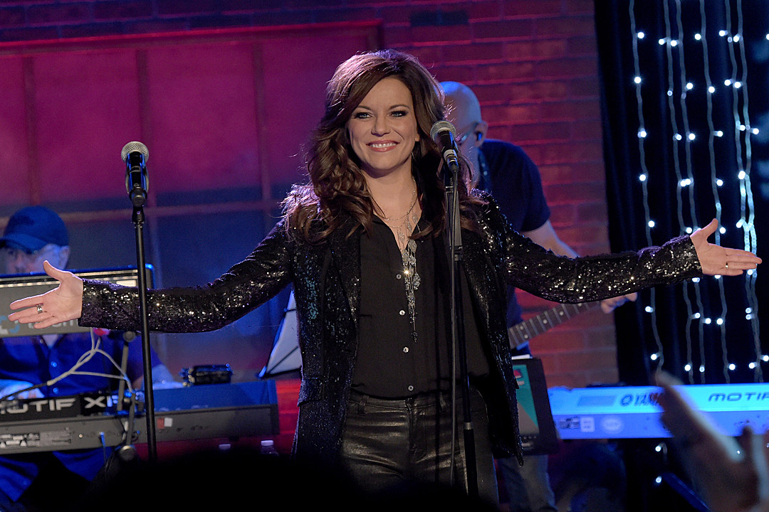 Remember When Martina McBride Scored Her First No. 1 Hit?