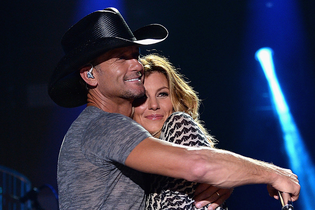 Watch Tim McGraw's Sexy and Sweet Birthday Message to Faith Hill