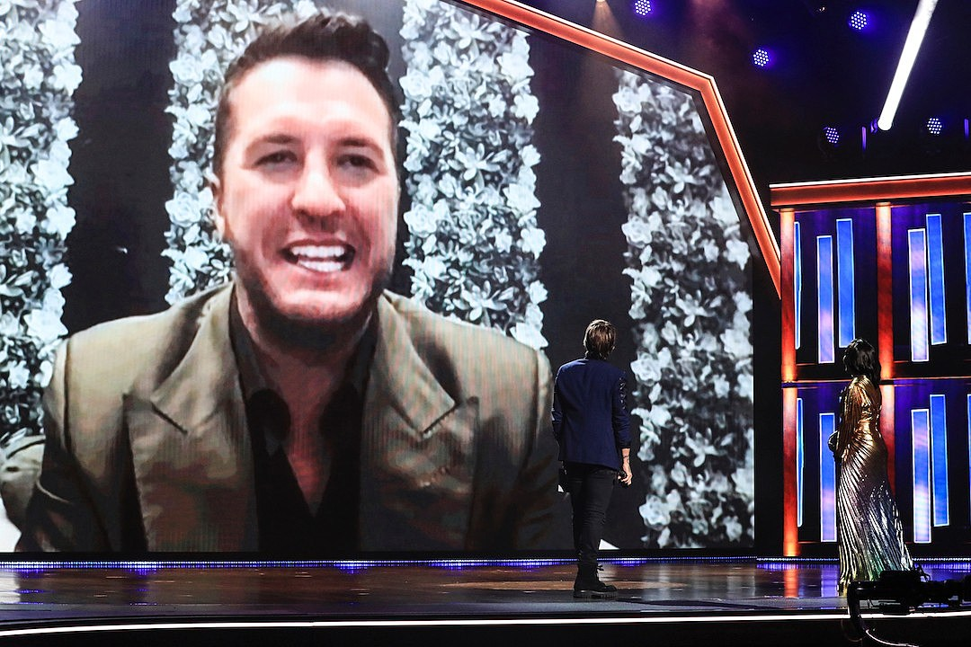 Luke Bryan Was 'Totally Surprised and Shocked' by His ACM Win