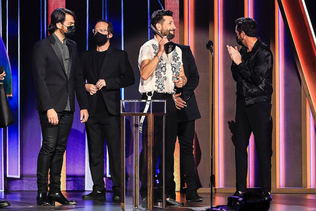 Old Dominion Had a Fellow Nominee Cheering Them on at the ACMs