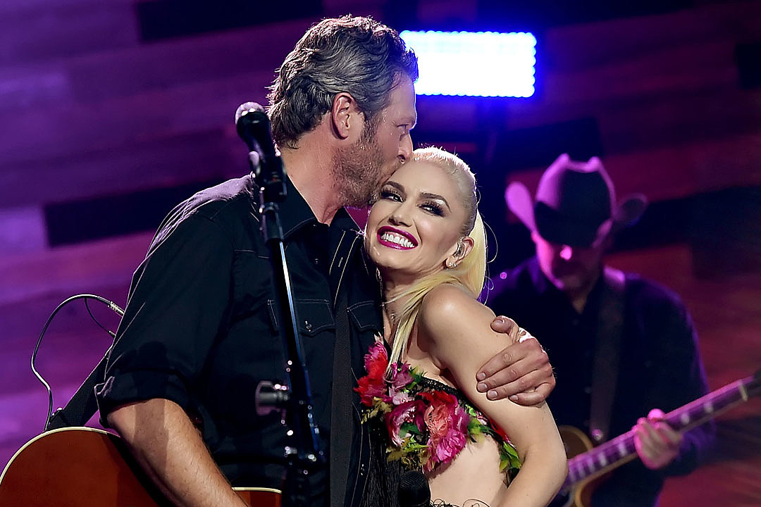 Gwen Stefani Reveals New Photo, Video of Blake Shelton Engagement