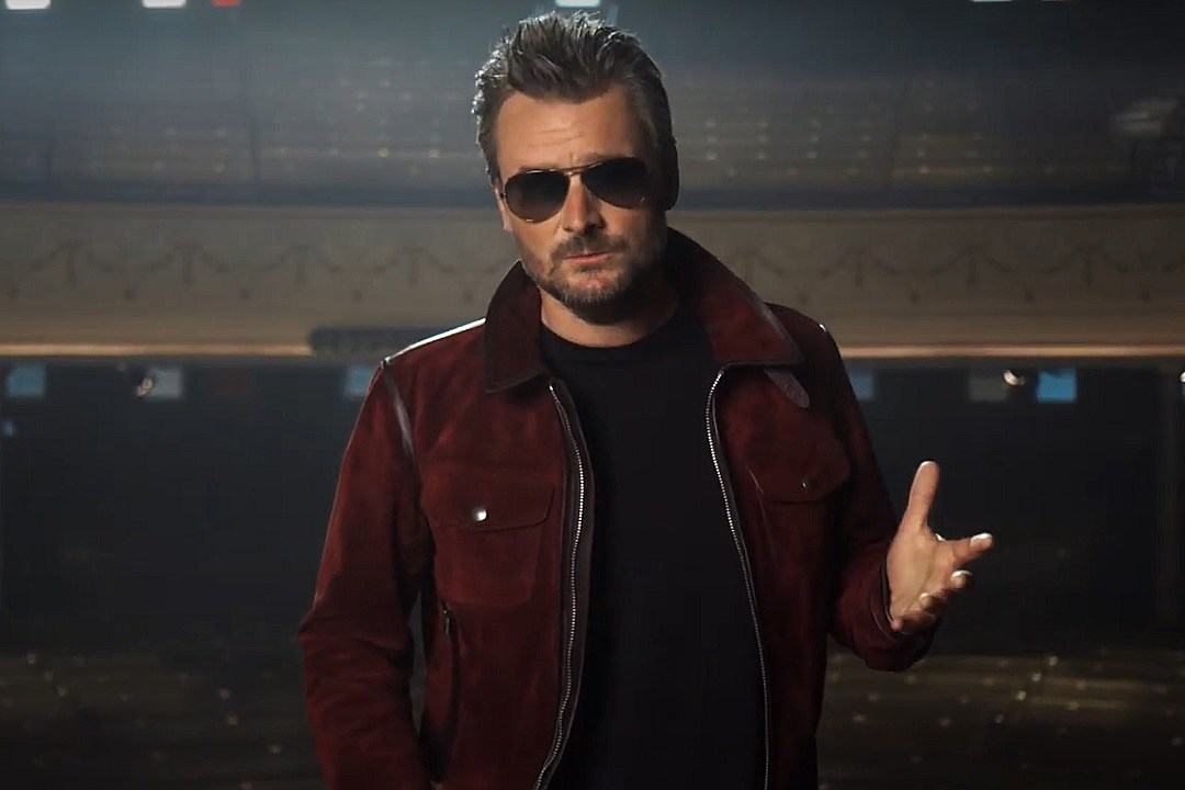 WATCH: Eric Church + More Push for COVID Vaccinations in New PSA