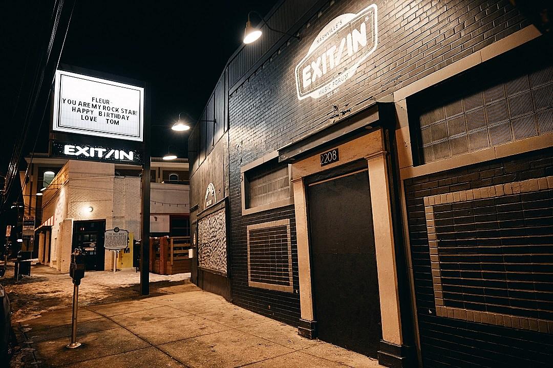 Beloved Nashville Venue Exit/In Will Not Close, Developers Say
