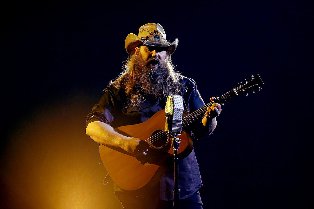 Chris Stapleton's 'You Should Probably Leave' Is Intoxicating