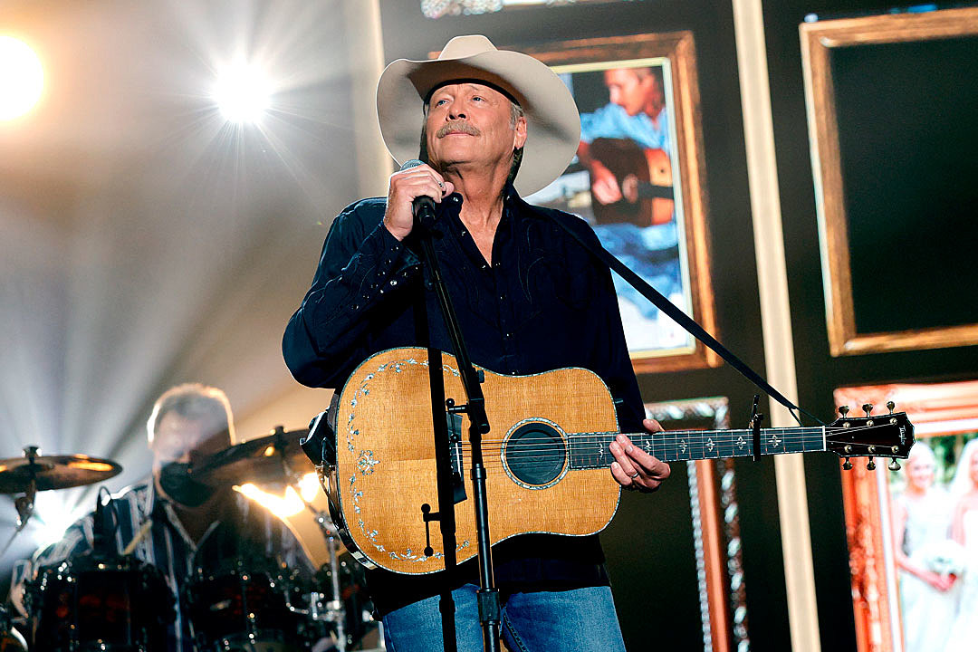 Alan Jackson Opens Up About Son-in-Law's Tragic Death