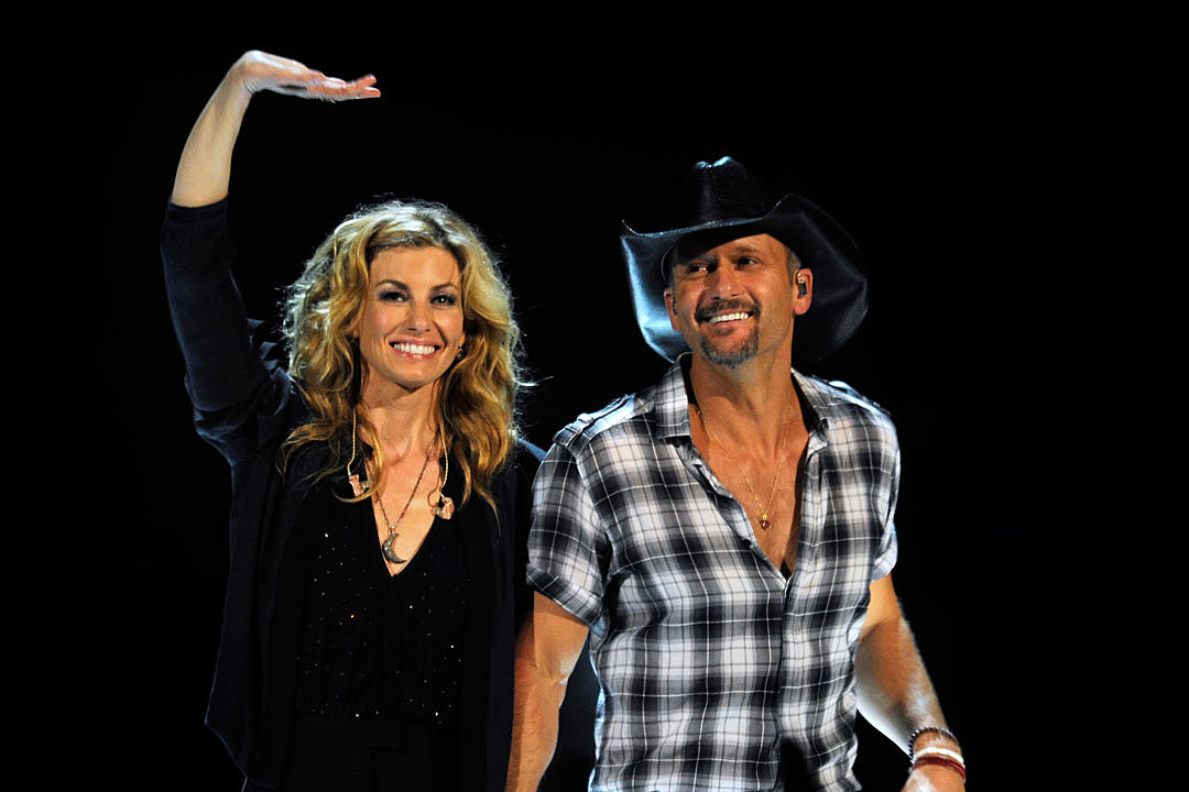 Faith Hill Shares Throwback Pic in Birthday Message to Tim McGraw