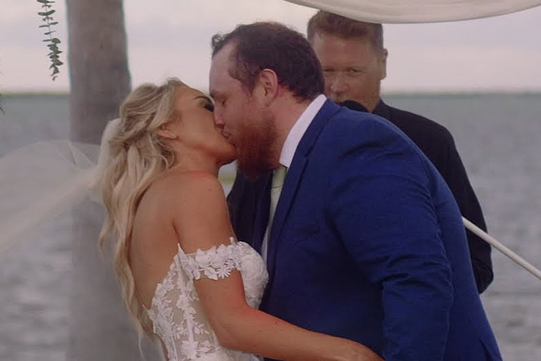 Luke Combs Turns Wedding Day Into the 'Forever After All' Video