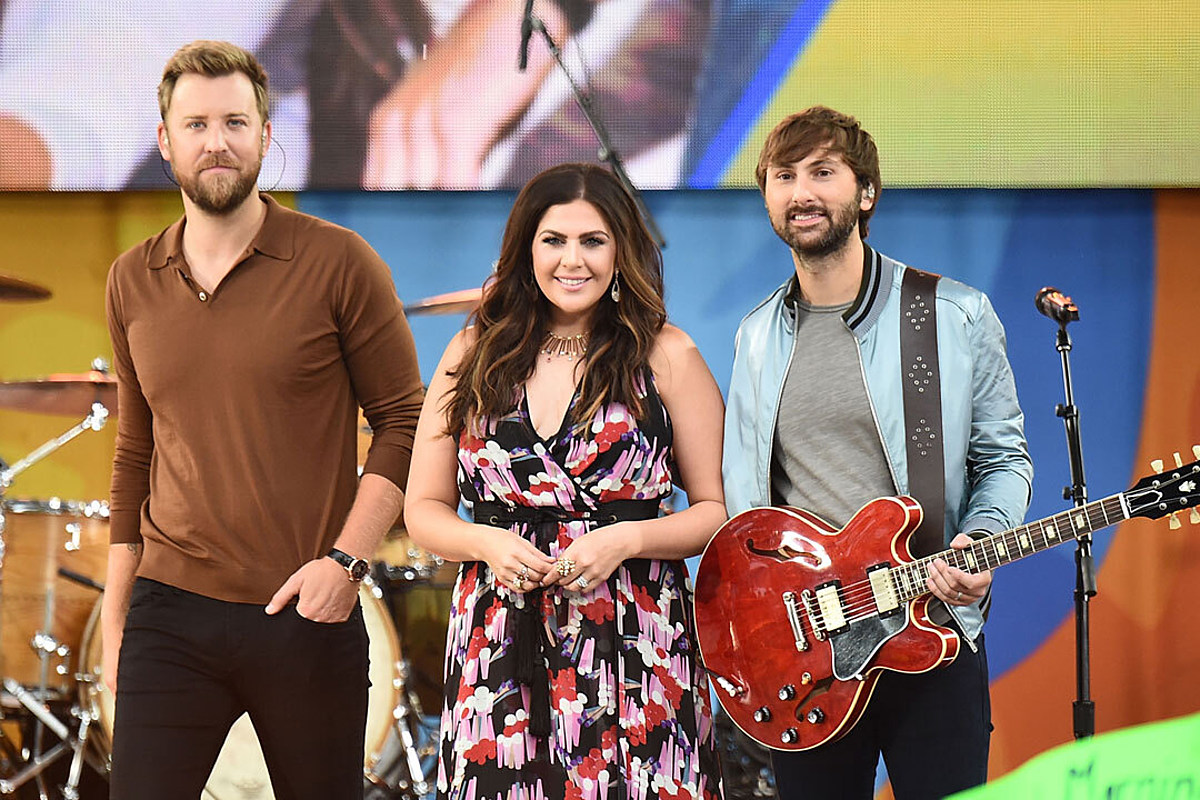 Christmas Roadshow Tour 2021 Texas Lady A Reveal What A Song Can Do Tour Dates For 2021