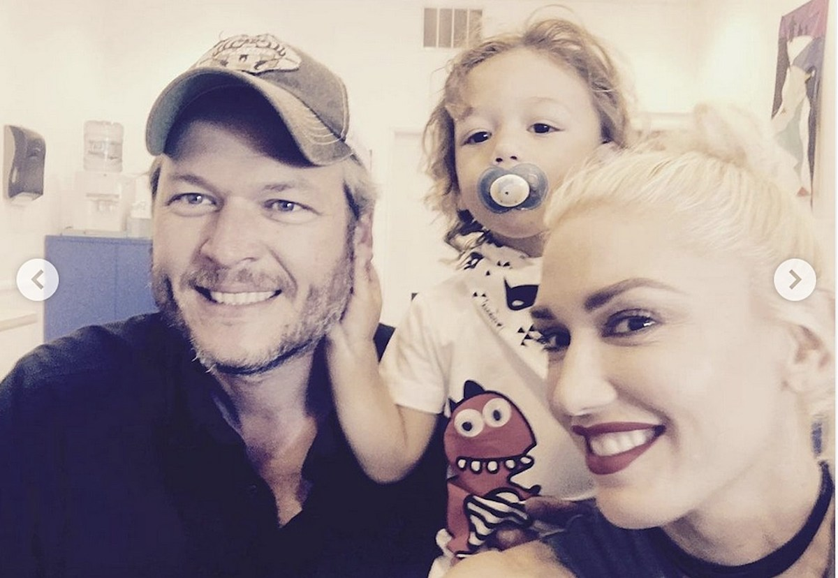 When is gwen and blakes baby due
