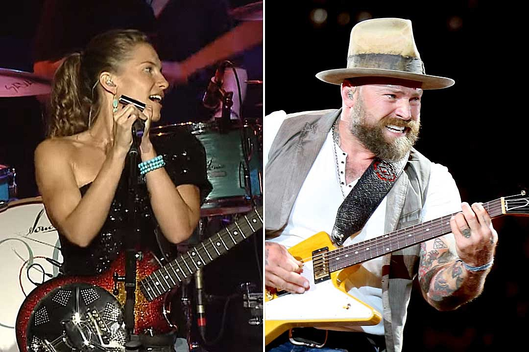 Caroline Jones to Join Zac Brown Band as Guest on 2021 Tour Dates