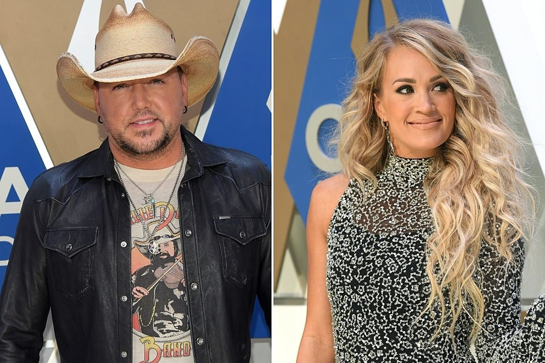 LISTEN: Jason Aldean + Carrie Underwood's 'If I Didn't Love You'