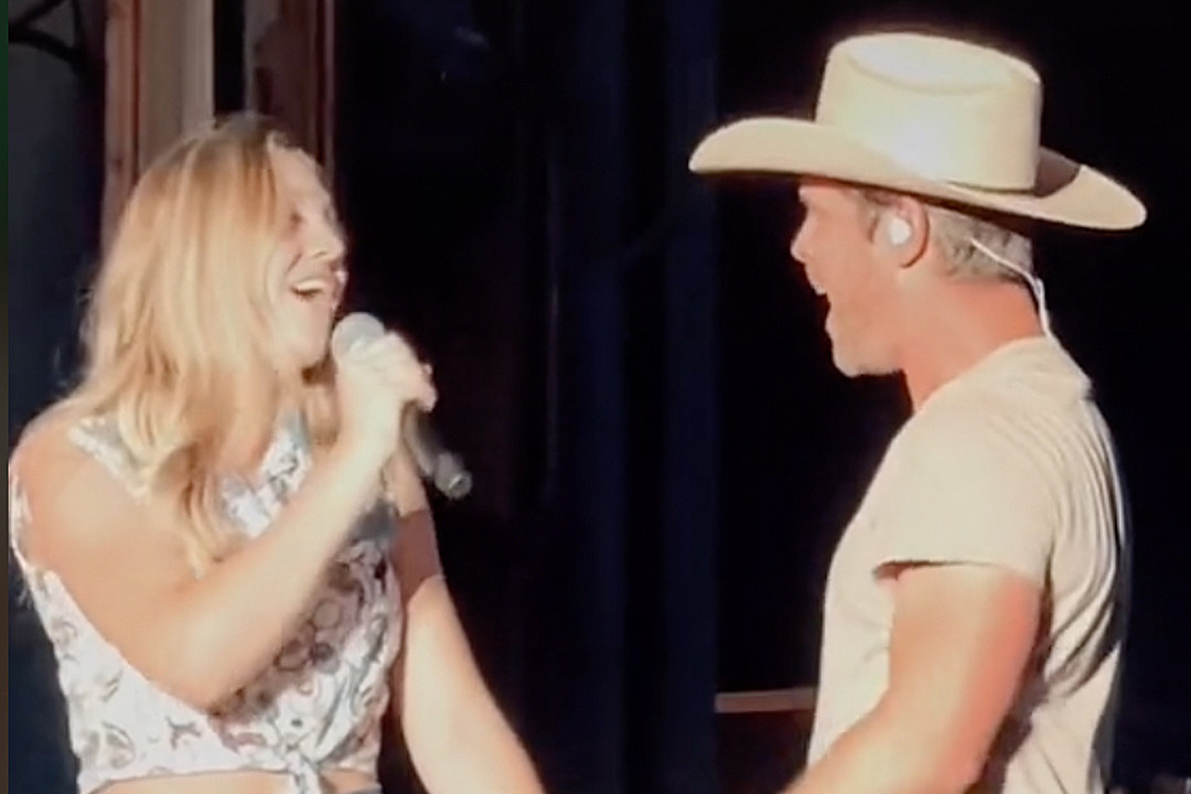 Dustin Lynch's Duet With 17-Year-Old Budding Artist Goes Viral