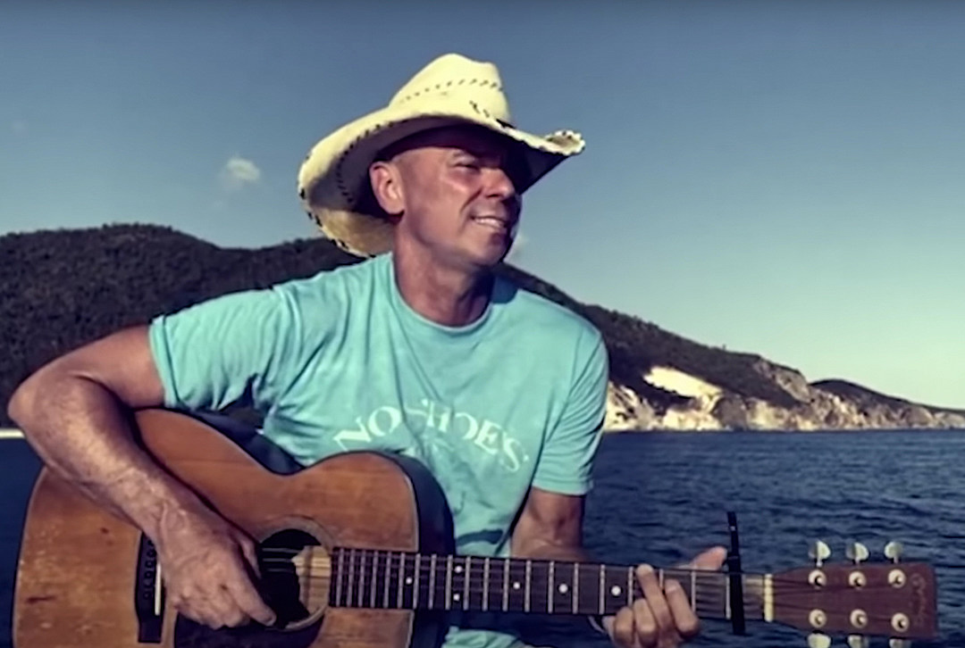 Kenny Chesney Celebrates Life in 'Beautiful World' Video [Watch]