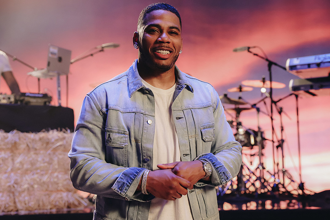 Nelly Bringing His Country-Laced 'Heartland' to 'CMT Crossroads'