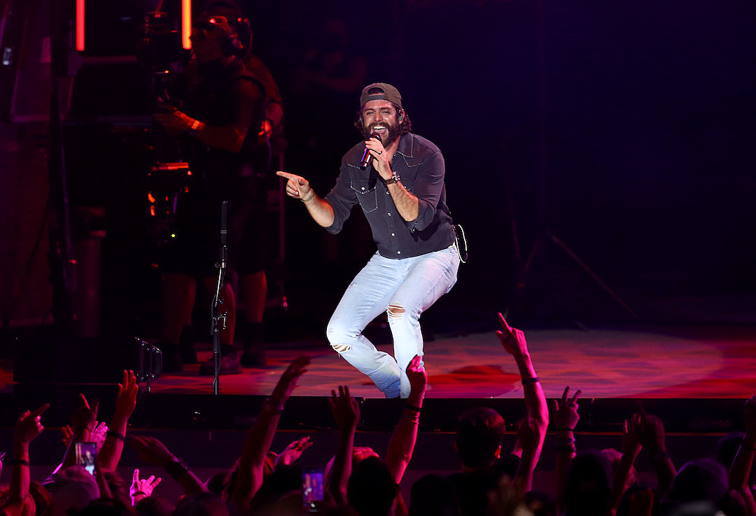 Thomas Rhett Amps Up the Fun With 'Redneck Be Like'