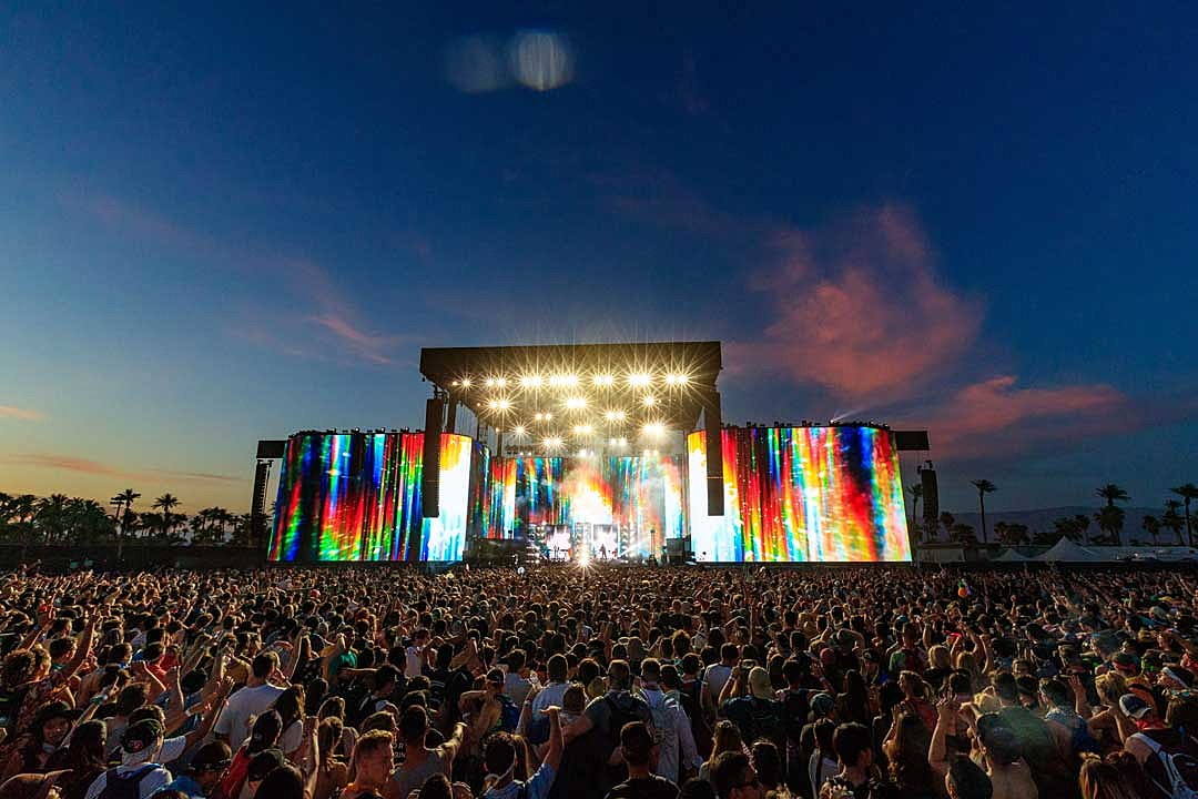 AEG Presents to Require Proof of Vaccination at Upcoming Events