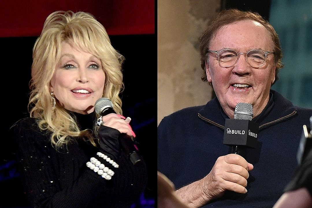 Dolly Parton Teams Up With James Patterson for Her First Novel