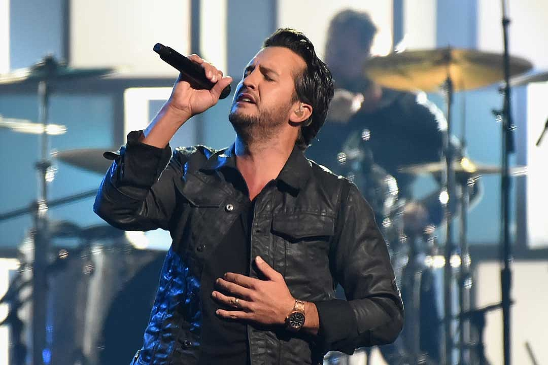Luke Bryan Shares the Bond His Nephew Had With His Late Father