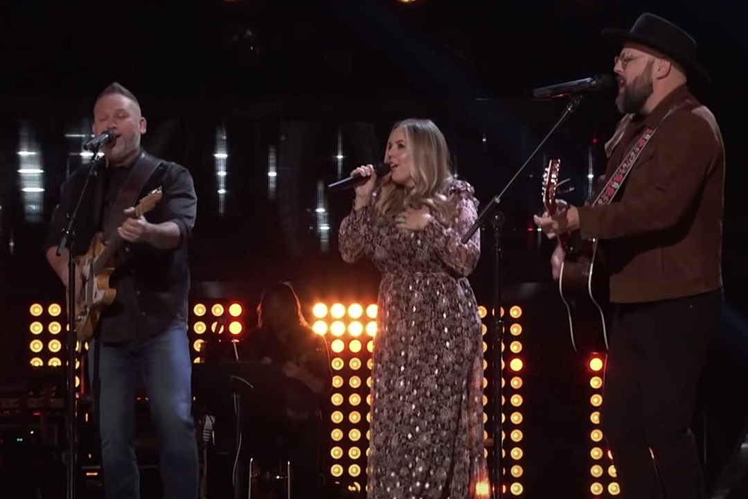 'The Voice': Country Trio Makes Magic With Little Big Town Cover